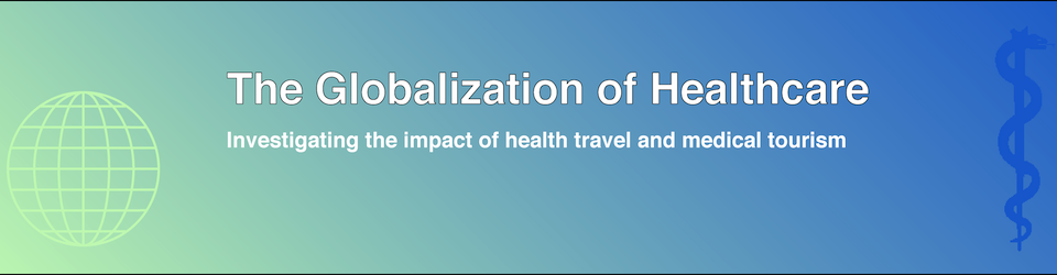 the globalization of health care 2 is the globalization of health care good or bad for patients 3 is the from economics 2174 at university of warsaw.