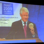 President Bill Clinton Asks IIT Alumni to Crusade Against Inequality: climate change innovation