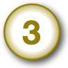 number-button-gold-3
