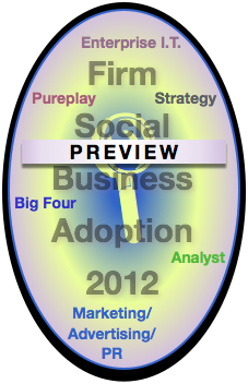 Preview Advisory & Services Firm Social Business Adoption: Metrics, Design & Method