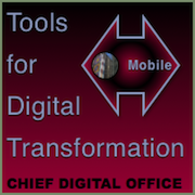 Mobile Tools for Digital Transformation