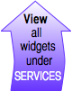 social business services widgets