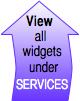 social business services widgets