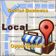 Local business experiential social media opportunity