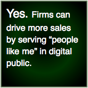 How firms and brands drive sales by serving customers online
