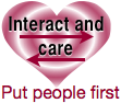 The Trust Business Chain Reaction Stage One: Interact & Care