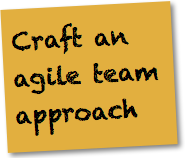 Social Media Strategy Good Practices: Craft an agile team approach