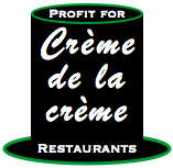 Experiential social media for restaurants, cafés, bars & clubs [Crème de la Crème Services]