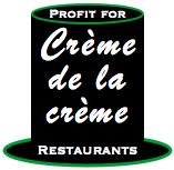 Experiential social media for restaurants, cafés, bars & clubs [Crème de la Crème Services]