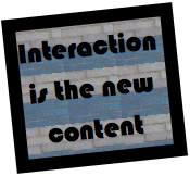 Social Media Strategy Lessons Learned: Interaction is the new content #cx