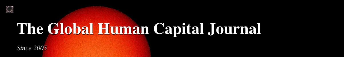 The Global Human Capital Journal: Analysis of Digital Social Disruption of Economy and Society since 2005