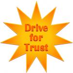 #DriveForTrust