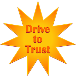 Drive to Trust #drivetotrust
