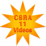 CSRA Milestones The First Ten Years