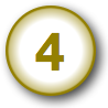 number-button-gold-4