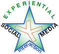 experiential social media graphic