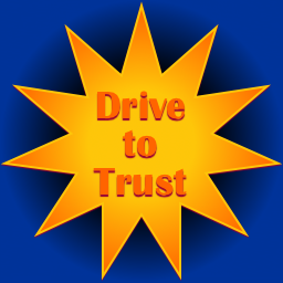 Drive to Trust Star #drivetotrust
