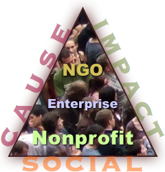 Experiential Social Media Opportunity for Nonprofits, Social Impact & NGOs